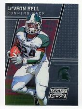 Panini Prizm Draft LE'VEON BELL College Card RARE Pittsburgh Steelers SPARTANS