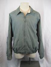 Vintage Men's 30 Knots Windbreaker Water Resistant Nylon Lined Jacket sz XL