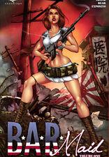 Bar Maid Vol #1 Tpb Zenescope Comics Collects 1-5 Shand, Bear, Exposito Tp