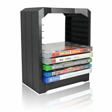 Multifunctional Universal Games & Blu Ray Storage Tower for Xbox One Ps4 P4pm