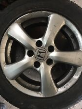 Single Alloys With Tyres Honda Civic 2007-2010/tyres 205/55/R16