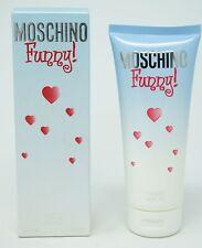 Moschino Funny Perfumed Body Gel 6.8oz