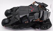 "Batman Begins Batmobile Tumbler Action Figure Vehicle DC Comics 13"" Electronic"