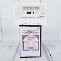 25 authentic hawaiian favorites arthur lyman cassette tape