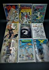 Comic Books Independent Signed Lot of 22 High grade 9.8 books