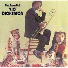Vic Dickenson - Essential Vic Dickenson [New CD] UK - Import