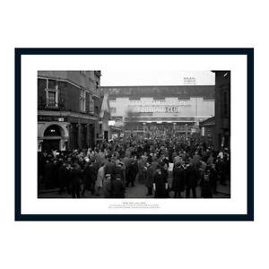 Tottenham Hotspur White Hart Lane 1962 European Cup Photo Memorabilia (049)