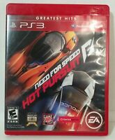 Need for Speed: Hot Pursuit - Limited Edition (Sony PlayStation 3 PS3) Complete