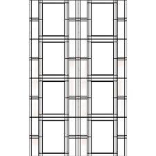 D-c-fixâ® Self Adhesive Window Film, 45cm x 2m Arts & Crafts