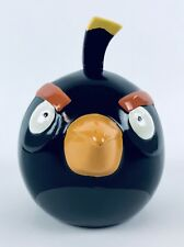 Angry Birds LARGE Bomb Piggy Bank... Extremely Rare!