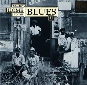Various Artists-Comin' Home to the Blues, Vol. 2 CD