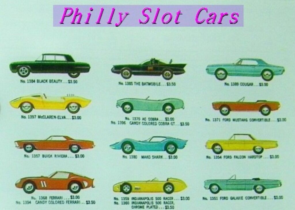Philly Slot Cars