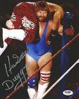 Hacksaw Jim Duggan Signed 8x10 Photo PSA/DNA COA WWE Picture Autograph WCW HOF 4