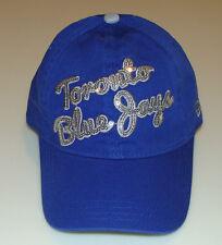 Toronto Blue Jays Cap Hat 2014 Toddler Kids Girls New Era Adjustable Glitter