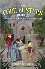 BRAND NEW * THE CODE BUSTER CLUB, CASE #3 * THE MYSTERY OF THE PIRATE'S TREASURE