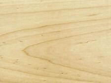 """Soft Maple - 1/2"""" x 4 - 4.75"""" x 16"""" Hardwood Thin Wood"""
