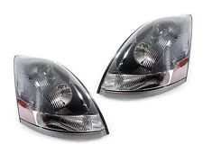 VOLVO VNL VNM VNX 300 430 630 670 2014 2015 PAIR HEADLIGHTS HEAD LAMP LIGHTS