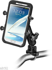 RAM X-Grip Handlebar Mount for Samsung Galaxy Note II, Note 3, Note 4, Note 5