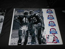 Mike Ditka Gale Sayers SIGNED Auto Chicago Bears 16x20 photo HOF 6 Touchdowns