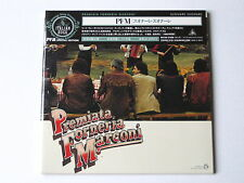 "PREMIATA FORNERIA MARCONI  PFM ""Suonare Suonare""  japan mini LP CD"