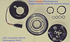 Magnetkupplung für VW Klimakompressor Sanden 1J0820803K Golf4