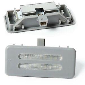 LED Make Up Spiegel Beleuchtung Sonnenblenden BMW 3er E90 E91 5er E60 X3 X5 A10G