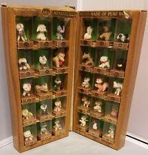 Original ARA Miniatures Complete Set Pets Pure Wool Vintage Austria 20252000