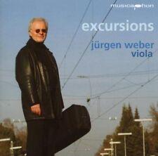 Excursions-Musik Für Viola Solo, New Music