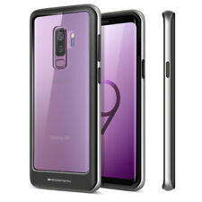 For Galaxy S9/S9 Plus Rugged Shockproof Hybrid Clear Back Bumper Case Cover