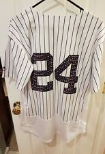 New York Yankees tino Martinez  #24  pinstripes large flexbase