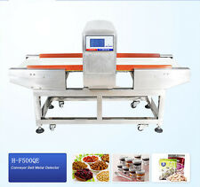 Microcomputer Intelligent Automatic Metal Detector For Food Industry