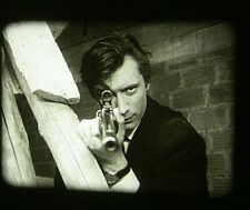 THE TIGER ATTACKS (1959) 16mm French thriller dubbed into English