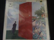"George Harrison ""Wonderwall Music"" Original Soundtrack LP. German Pressing. RARE"