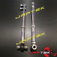 NEW Adjustable Castor Tension Rods For Nissan S13 S14 S15 A31 180sx 200sx Silvia