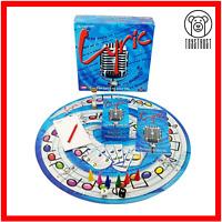Lyric Board Game Music Trivia Quiz Game Drumond Park 2006 Family Fun Song Sing