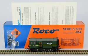 ROCO HO 4160A NS DIESEL SHUNTER 5/600 EXC RUNNER DIR LIGHTS UNOPENED PACK MINT