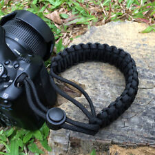 1pc Strong Camera Adjustable Wrist Lanyard Strap Grip Weave Cord for Paracord