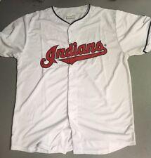 Cleveland Indians Jose Ramirez Jersey XL 7/7/2018 New