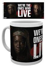 Tasse - Mug - Walking Dead - Nous ` Re The Once Qui Live - Céramique