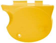 YAMAHA XT500, TT500 1978 Competition TT  Yellow Right Side Cover 10-001