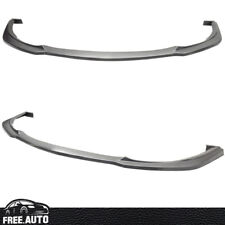 Fit For 10 11 Mazda 3 4Door All Front Bumper Lip PU