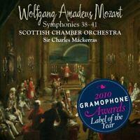 olfgang Amadeus Mozart - Mozart Symphonies 3841 [CD]