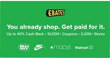 $30 BONUS Rakuten / Ebates New Customer Referral Coupon