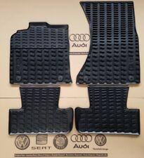 Audi Q5 8R bis 2016 original Fußmatten Gummimatten Gummifußmatten rubber mats