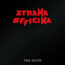 Strana Officina - The Faith  - CD Nuovo Sigillato