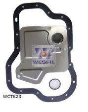 WESFIL Transmission Filter FOR Ford METEOR 1987-1990 G4A-EL WCTK23