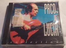 paco de lucia collection-cd sigillato