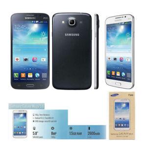 RefurbishedNew Original Samsung Galaxy Mega I9152 Unlocked Daul SIM SmartPhone