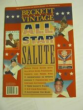 July 1997 Issue #8 Becket Sports Vintage Magazine (GS2-19)