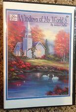 Windows of My World 8 'Digital Edition' by Jackie Claflin Official JPEG & PDF CD